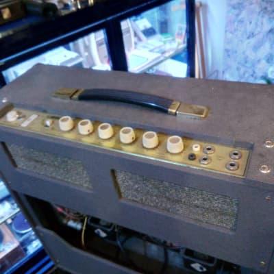 Echolette Klemt B40 Komboverstärker 1955-1959 grey for sale