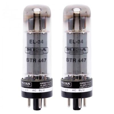 MESA/Boogie EL34 STR447 Duet Tubes