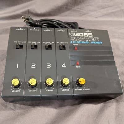 Boss BX-400 4-Channel Mixer