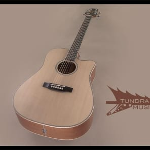 Takamine EG511SSC G Series Cutaway Acoustic/Elecrtic - Natural (047) for sale