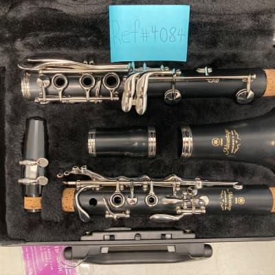 Yamaha YCL-200ADII Advantage Standard Bb Clarinet (REF #4084)