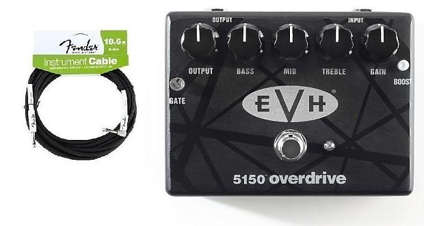ea7797dc40d MXR EVH 5150 Overdrive Guitar Effects Pedal Eddie Van Halen