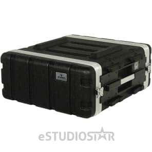 Grundorf ABS-R0416 ABS Series Amp Rack - 4U