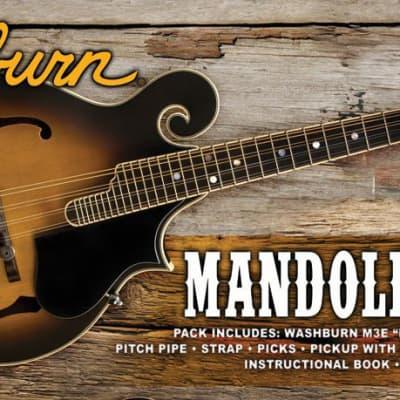 Washburn Washburn Americana M3E-PACK Mandolin Pack for sale