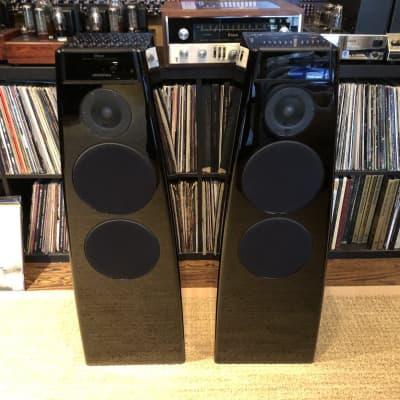 Focal Speaker Spikes