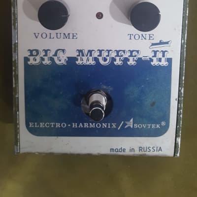 Sovtek Electro-Harmonix Civil War Big Muff
