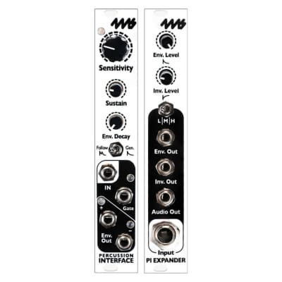 4MS Percussion Interface + Expander Module