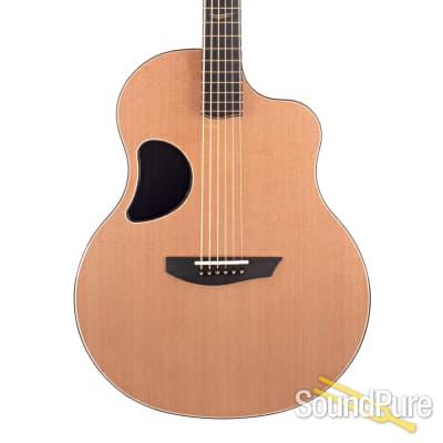 McPherson MG 4.5 Red Cedar/Macassar Ebony Acoustic #2540 for sale