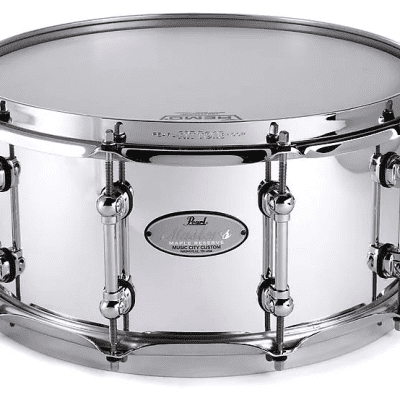 """Pearl MRV1465S Music City Custom Masters Maple Reserve 14x6.5"""" Snare Drum"""