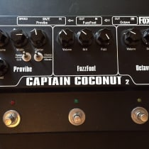 Foxrox Captain Coconut 2 2000s Black image