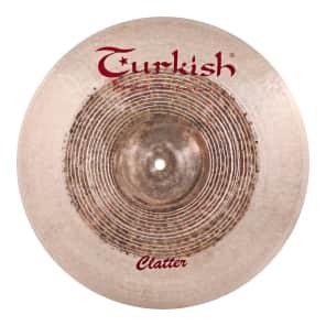 "Turkish Cymbals 12"" Effects Series Clatter Splash CT-SP12"