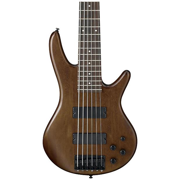 ibanez gsr206 6 string electric bass guitar walnut geartree reverb. Black Bedroom Furniture Sets. Home Design Ideas