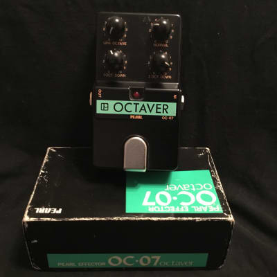 Pearl OC-07 Octaver for sale