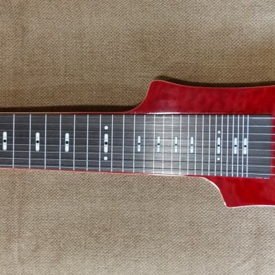 8-String Lap Steel by Vorson (minty) for sale