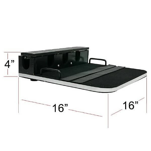 osp 16 guitar effects pro pedal board road tour ata reverb. Black Bedroom Furniture Sets. Home Design Ideas