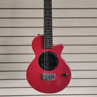 Quest Kid's Red Electric Guitar for sale