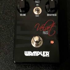 Wampler Velvet Fuzz 2017