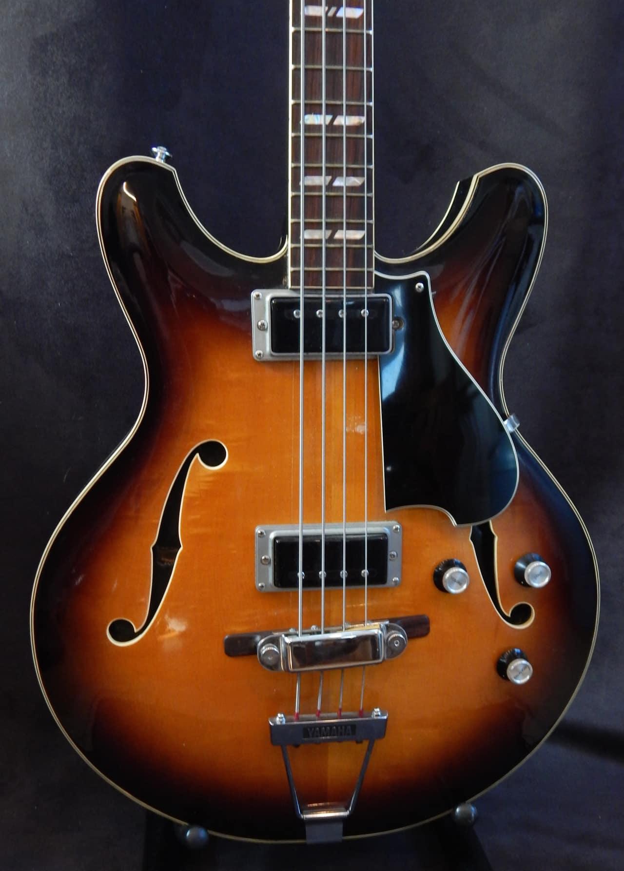 Yamaha Sa 70 Bass 1967 Sunburst Reverb