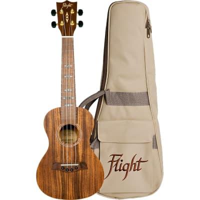 "Flight Acacia Concert Ukulele Supernatural Series  "" Model DUC440"