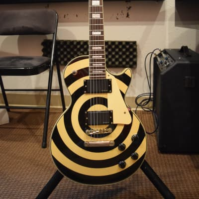 Epiphone Zakk Wylde Les Paul Custom 2008 (China) for sale