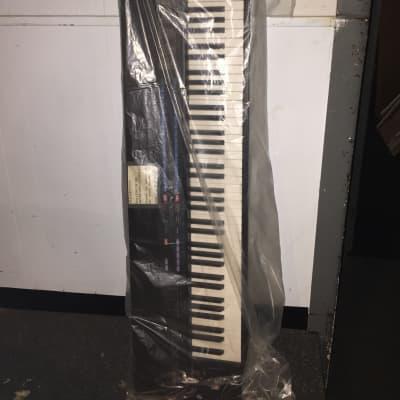 Vintage Yahama KX88 80s-90s Black MIDI Controller 88 Weighted Keys