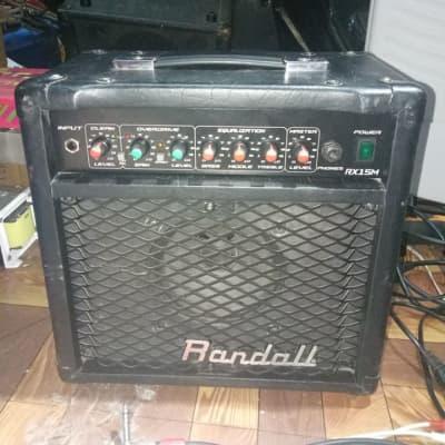 Randoll RX 15 M Guitar Amplifier Amp Combo Original Best Value no yamaha trace elk peavey rage