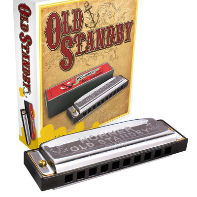 Hohner Old Standby Harmonica - Key of G