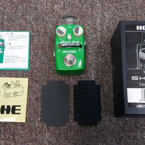 Hotone Grass Overdrive Mini Effects Pedal for sale