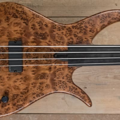 Manson 4 2002 Fretless Natural for sale