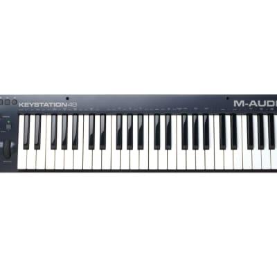 M-Audio Keystation 49 MkIII USB MIDI Keyboard Controller 2018