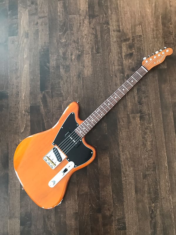 Acoustic Electric Guitars Guitars & Basses Honest Fender® Paramount Pm-te Travel Standard Acoustic Electric Guitar With Case Demo