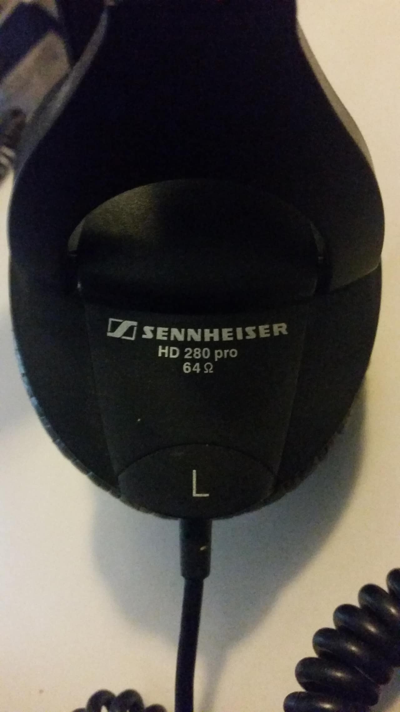 sennheiser hd 280 pro reverb. Black Bedroom Furniture Sets. Home Design Ideas