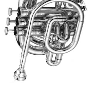 Jupiter JTR710S Specialty Bb Pocket Trumpet