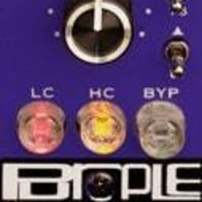 Purple Audio ODD 500 Series Inductor EQ Module