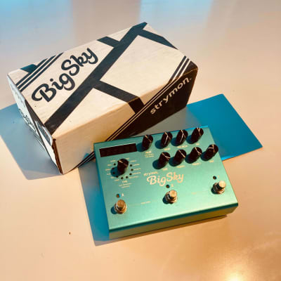 Strymon Big Sky Reverb