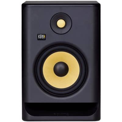 KRK RP7G4 Rokit 7 Generation 4 Powered Studio Monitor, Single Speaker