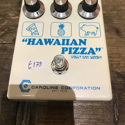 Caroline Guitar Company Hawaiian Pizza Fuzz for sale