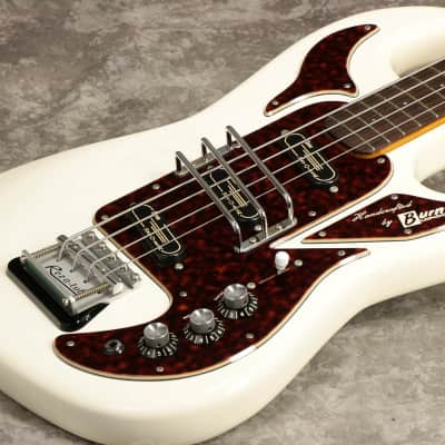 Burns Limited Legend Bass White - Shipping Included* for sale