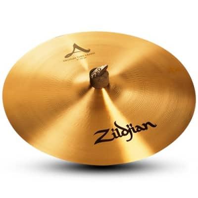 "Zildjian 20"" A Series Medium Thin Crash Cymbal"