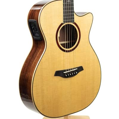 Furch Master's Choice Orange OMc-SR LR Baggs Stage Pro Anthem - Sitka/Rosewood for sale