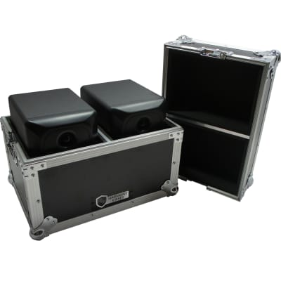 Harmony HCSTUMON5 Flight Transport Road Case for Sterling Audio MX5 Monitors