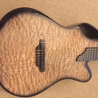 Emerald X-20 Nylon 2021 Natural Quilted Maple for sale