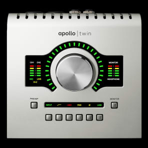 Universal Audio Apollo Twin DUO USB Audio Interface