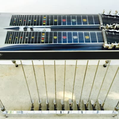 Emmons D-11 pedal steel cuttail 1969 for sale