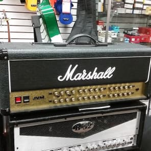 Marshall JVM410H 100-Watt 4-Channel Guitar Amp Head
