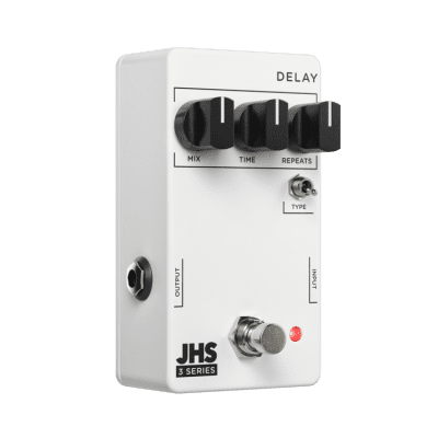 JHS 3 Series Delay 2021 White