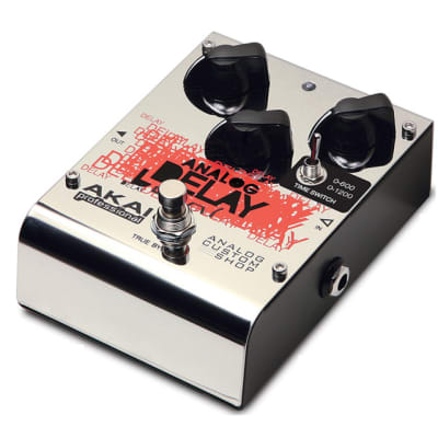 Akai Professional Analog Delay Pedal - Classic Clean Sound - Brand New & Free Shipping for sale