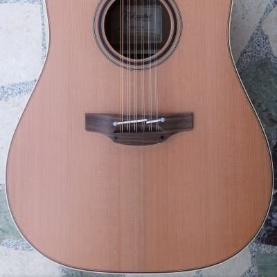 Takamine P3DC-12 Dreadnought 12 String Cutaway Electro Acoustic for sale