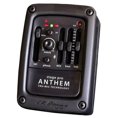 LR Baggs StagePro Anthem Acoustic Guitar Microphone / Pickup System - 2 Year Australian Warranty for sale