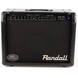 "Randall KH-75 Kirk Hammett Signature 2-Channel 75-Watt 1x12"" Guitar Combo"